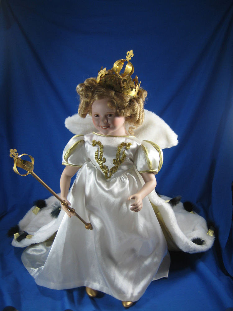 """Shirley Temple Doll Value New Shirley Temple """"little Princess"""" Danbury Mint Doll Gown Of Amazing 43 Pics Shirley Temple Doll Value"""