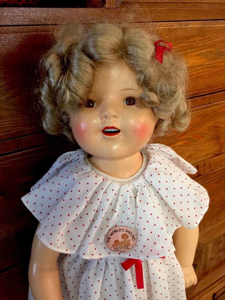 """Shirley Temple Doll Value New Vintage 25"""" Shirley Temple Position Doll In Beautiful Of Amazing 43 Pics Shirley Temple Doll Value"""