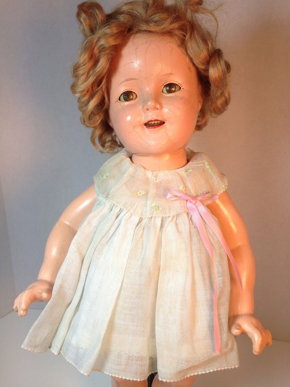 Shirley Temple Doll Value New Vintage Shirley Temple Doll Ideal Pany Rare by Stylishpiggy Of Amazing 43 Pics Shirley Temple Doll Value