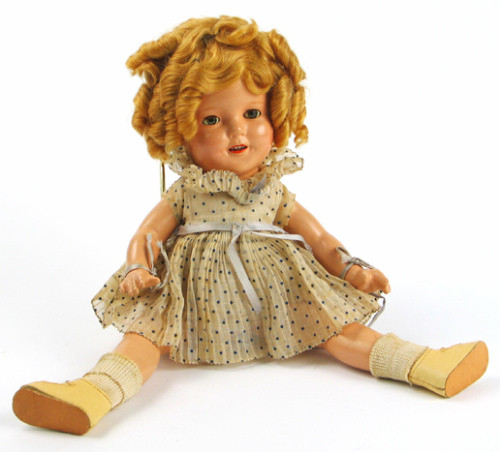 Shirley Temple Doll Ideal Doll & Novelty Co 1934
