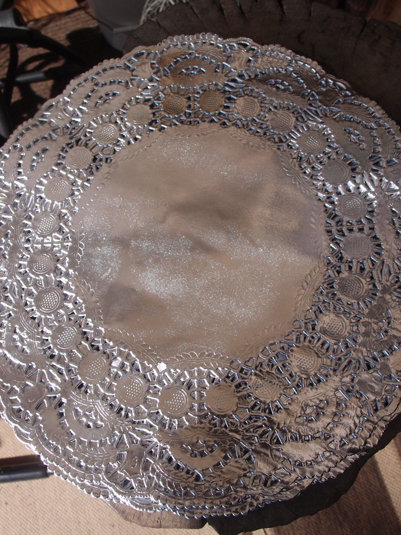 """Silver Doilies Awesome 11 5"""" Round Silver Foil Doilies 50 Pack Of Top 47 Pictures Silver Doilies"""