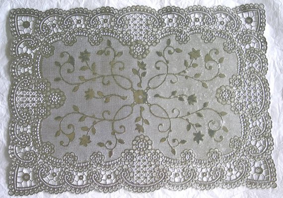 Silver Doilies Awesome 12 Doily Metallic Silver Vintage Doilies Placemats Of Top 47 Pictures Silver Doilies
