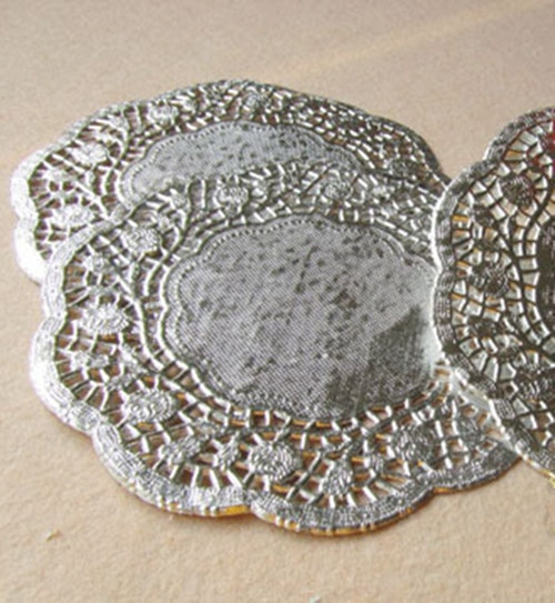 Silver Doilies Beautiful 8 5 Inch Round Silver Paper Doilies Cake Placemat Baking Of Top 47 Pictures Silver Doilies