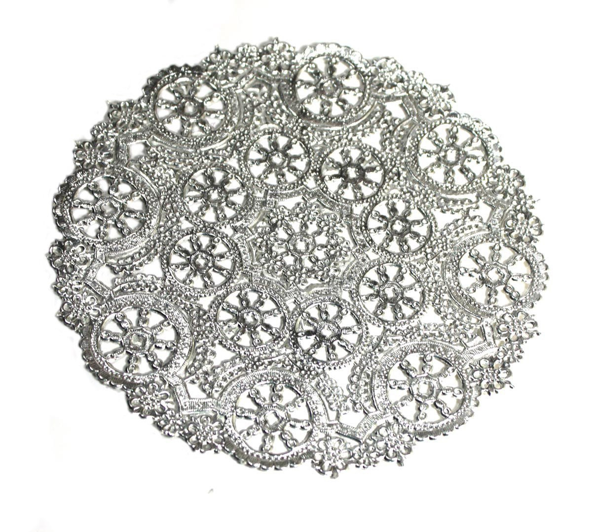 Silver Doilies Best Of 50 Silver 12 Inch Paper Doilies Silver Foil Doilies Metallic Of Top 47 Pictures Silver Doilies