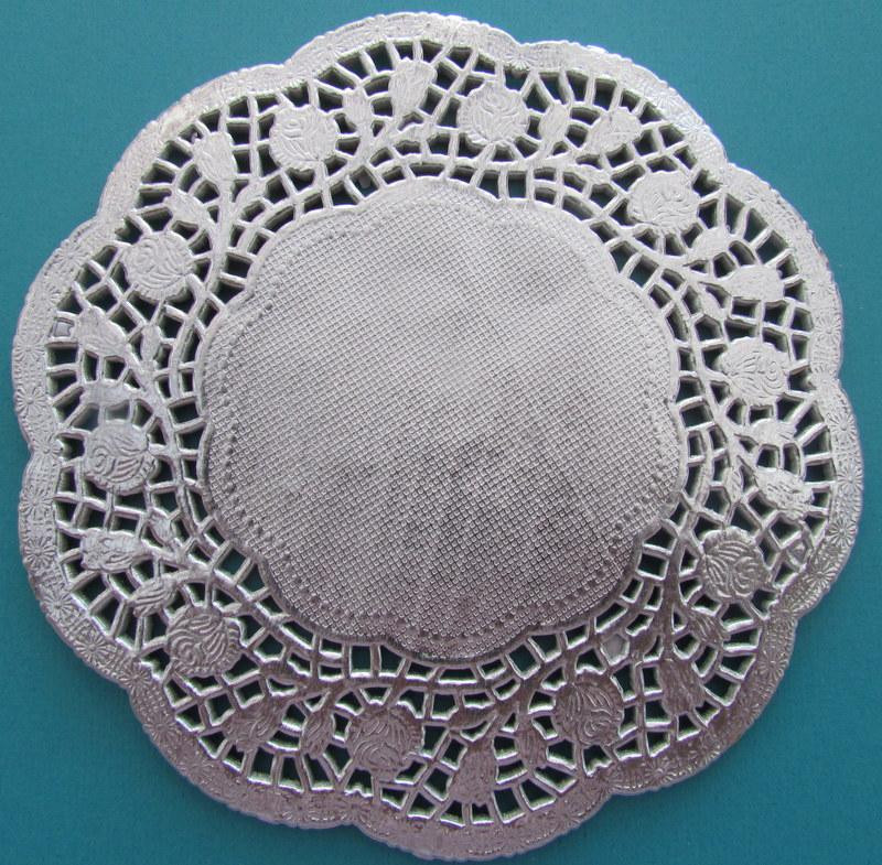 Silver Doilies Elegant Paper Doilies Round Silver 14cm Pk 10 Great for Cardmaking Of Top 47 Pictures Silver Doilies