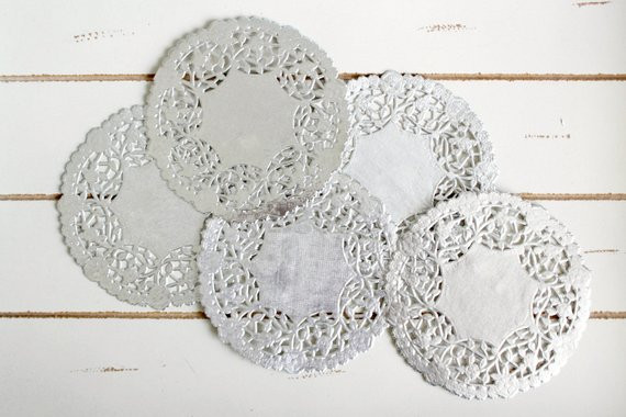Silver Doilies Lovely 50 Metallic Shine Silver Paper Doily Doilies 6 Inch Of Top 47 Pictures Silver Doilies