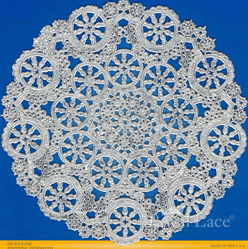 Silver Doilies Lovely Medallion Silver Foil Paper Doilies Royal Lace 12 Of Top 47 Pictures Silver Doilies