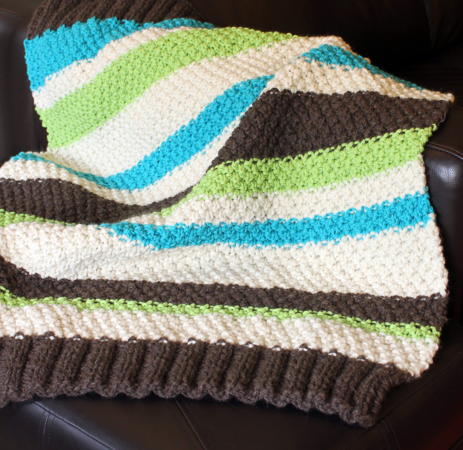 Simple Baby Blanket Knitting Pattern Awesome Easy Baby Blanket Knitting Pattern for Beginners with Of Attractive 47 Models Simple Baby Blanket Knitting Pattern