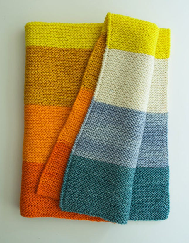 Simple Baby Blanket Knitting Pattern Elegant 20 Modern and Stylish Baby Blankets to Buy or Diy Of Attractive 47 Models Simple Baby Blanket Knitting Pattern