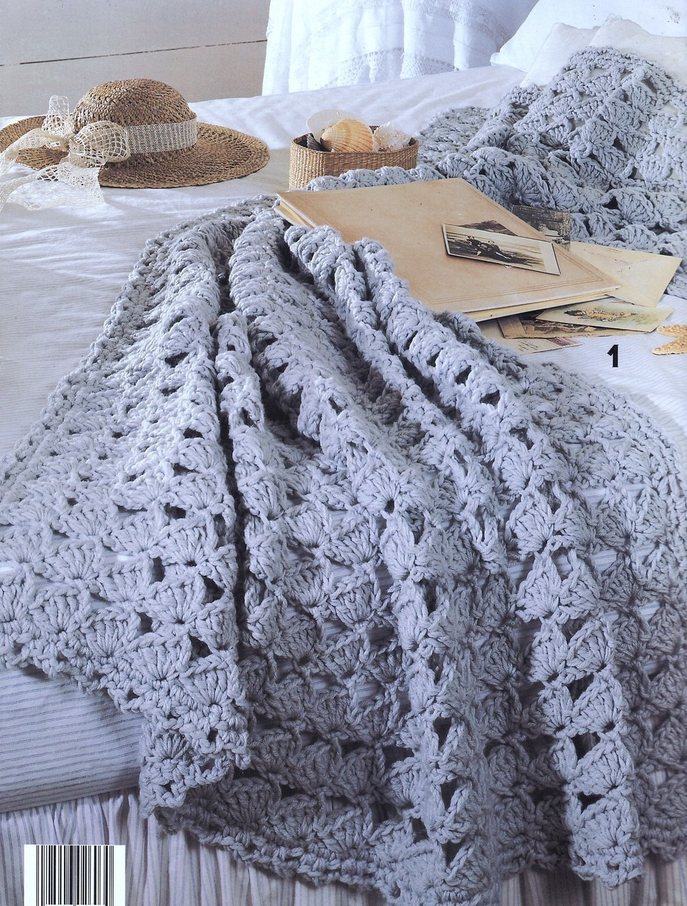 Simple Crochet Afghan Patterns Lovely Quick & Easy Shell Afghans Crochet Patterns Book Afghans Of Innovative 49 Pics Simple Crochet Afghan Patterns