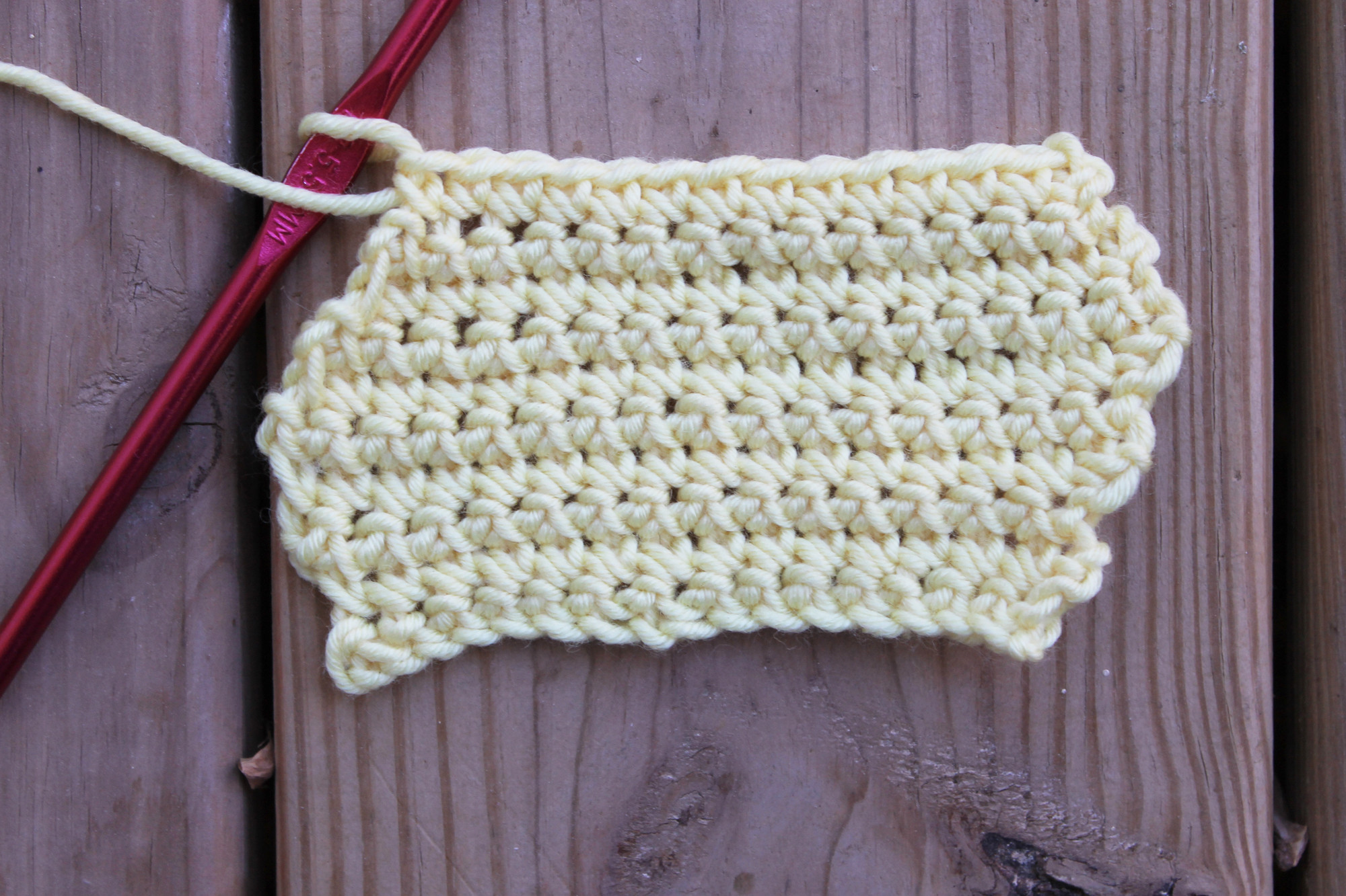 Beginner Q&A Why Are My Crochet Rows Uneven