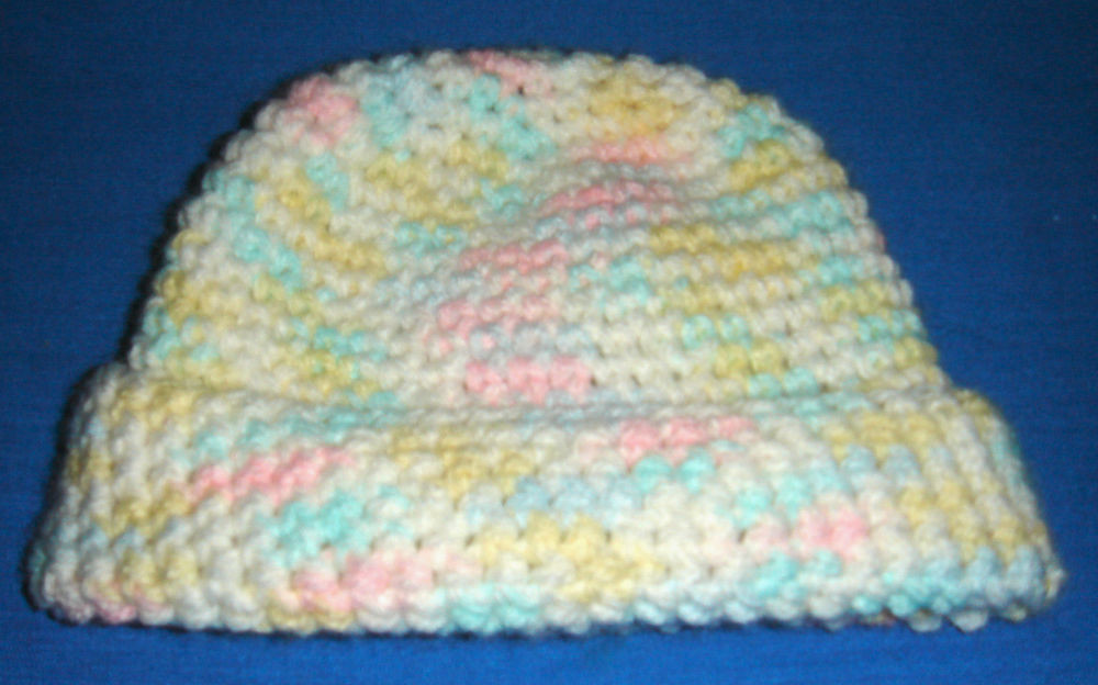 Single Crochet Patterns Fresh Baby Hat Pattern In Single Crochet for Babies 6 12 Of Superb 40 Pictures Single Crochet Patterns