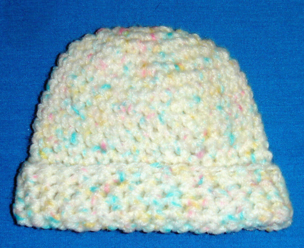 Single Crochet Patterns Fresh Baby Hat Pattern In Single Crochet for Preemies 1 2 Of Single Crochet Patterns New Easy Diy Crochet Hats 2 Ways