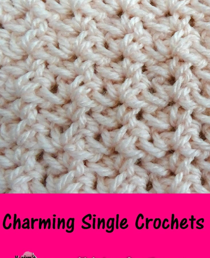 Single Crochet Patterns New Meladoras Creations Of Single Crochet Patterns Inspirational Zig Zag Crochet Patterns Free Patterns