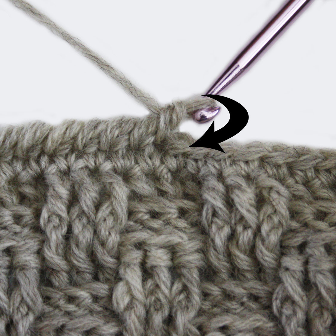 Single Crochet Stitch Best Of Knot•sew•cute Design Shop How to Do A Reverse Single Of Delightful 40 Pictures Single Crochet Stitch