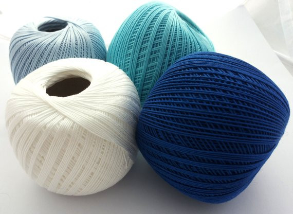 Size 10 Crochet Thread Beautiful 4 X Crochet Cotton Yarn 10 Size 10 Thread 3 Ply Cotton Of Luxury 49 Models Size 10 Crochet Thread