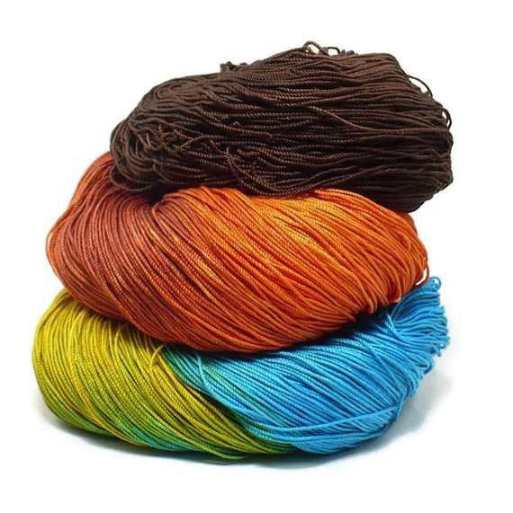 Size 3 Yarn Fresh 150 Yards Hand Dyed Cotton Crochet Thread Size 10 3 Ply Of Amazing 40 Pictures Size 3 Yarn
