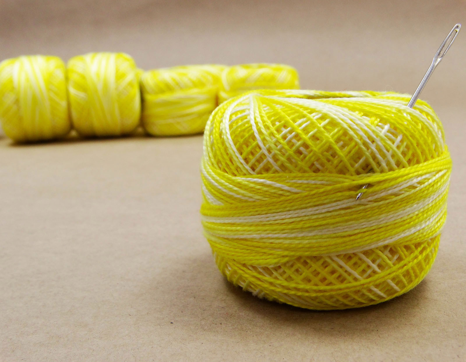 Anchor Crochet Cotton Variegated Yarn Embroidery Knitting