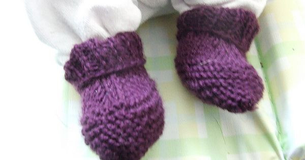 Size 6 Yarn Unique Easy Baby Booties Yarn Worsted Weight Needles Size 6 and Of Fresh 46 Pics Size 6 Yarn