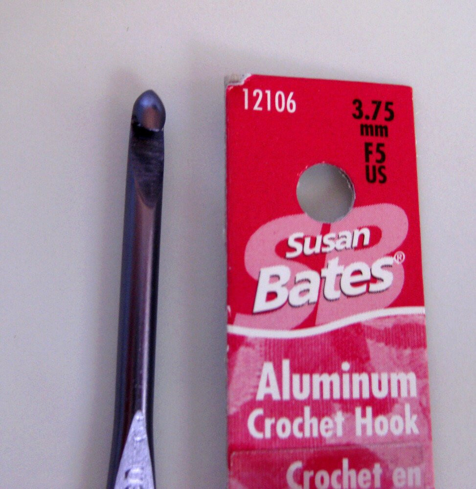 Size F Crochet Hook Elegant Size F 5 Crochet Hook 3 75mm Crochet Hook Aluminum by Of Fresh 46 Models Size F Crochet Hook