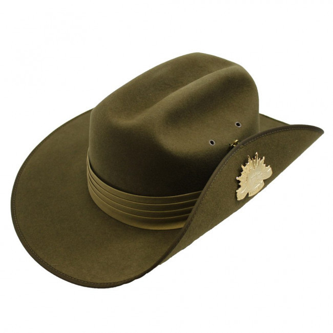 Akubra Military Slouch Hat