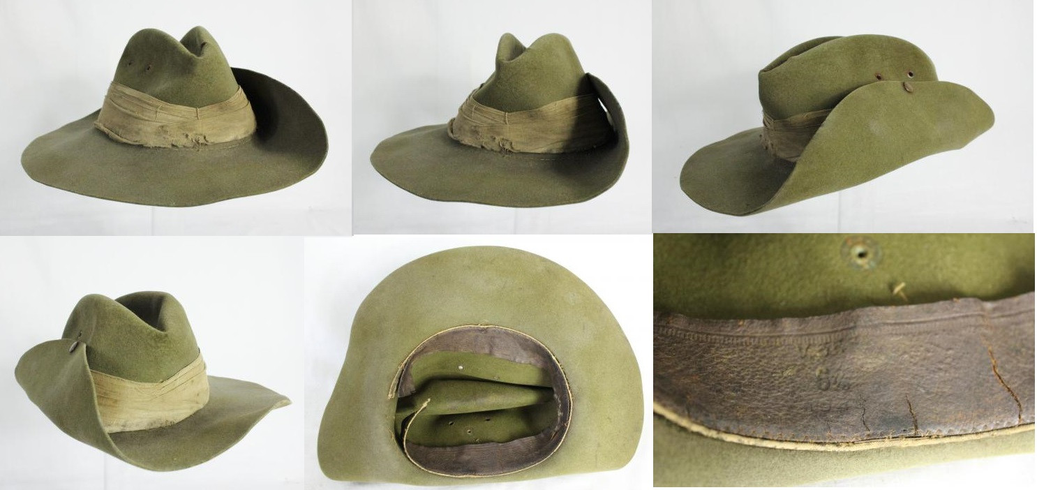 Slouch Hat Elegant Aussie Slouch Hat 1943 Of Top 49 Models Slouch Hat