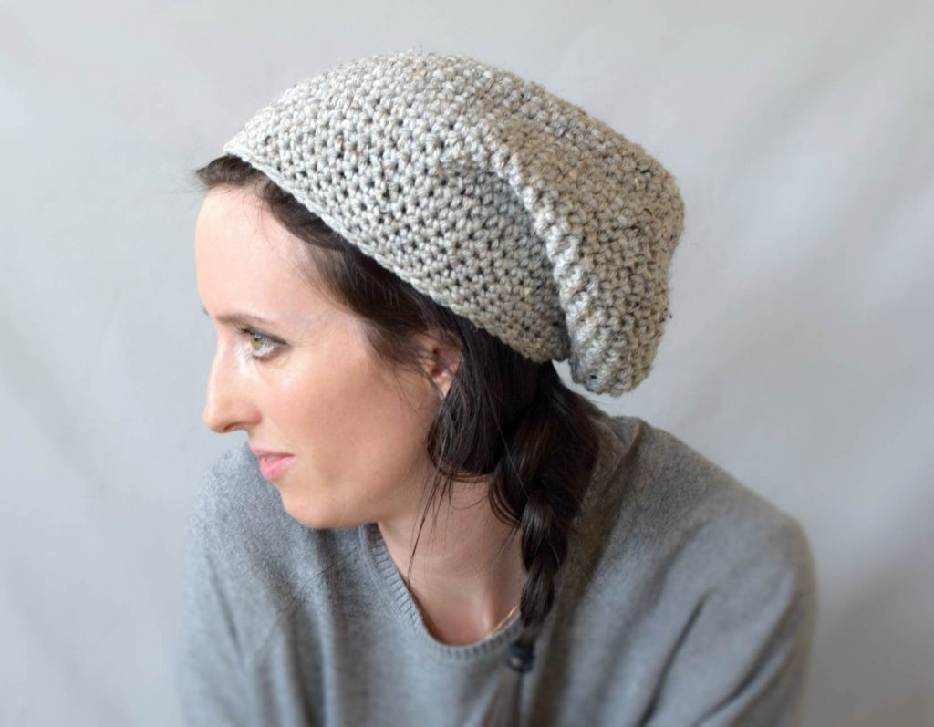 "Slouch Hat Luxury How to Crochet An Easy Slouchy Hat ""east Village Slouch Of Top 49 Models Slouch Hat"