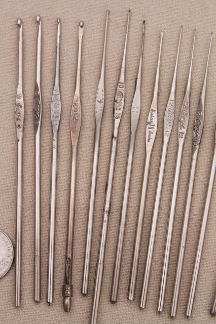 Small Crochet Hook Best Of Antique Lacemaking Lace Crochet Hook Lot Tiny Bone Of Wonderful 50 Images Small Crochet Hook