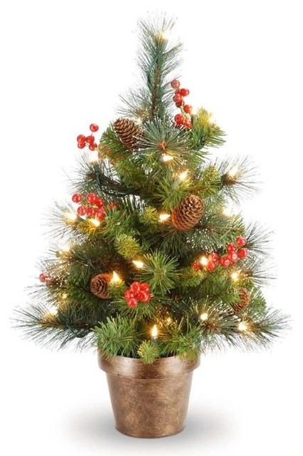 Small Decorated Christmas Trees Best Of Crestwood Small Artificial Christmas Tree Traditional Of Charming 48 Models Small Decorated Christmas Trees