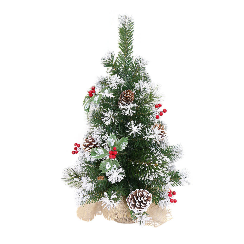 Small Decorated Christmas Trees Best Of Decorated Artificial Mini Christmas Tree 60cm Tall 3 Styles Of Charming 48 Models Small Decorated Christmas Trees