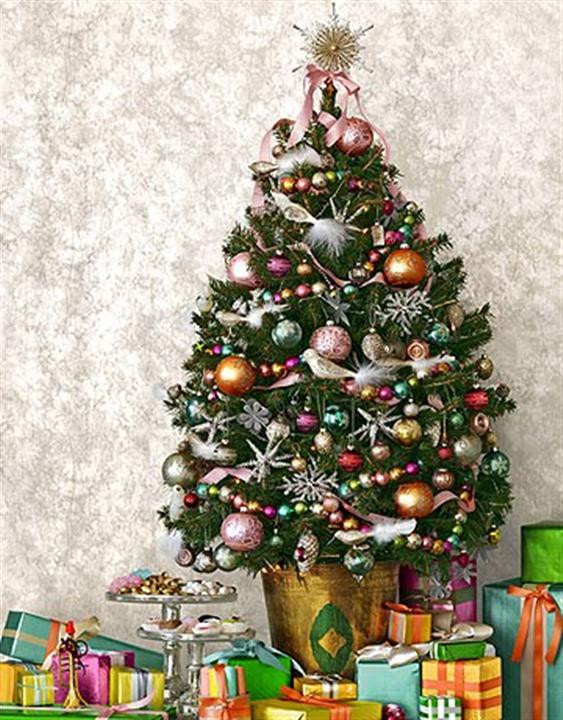 Small Decorated Christmas Trees Best Of the Domestic Curator Mini Christmas Trees An Extra touch Of Charming 48 Models Small Decorated Christmas Trees