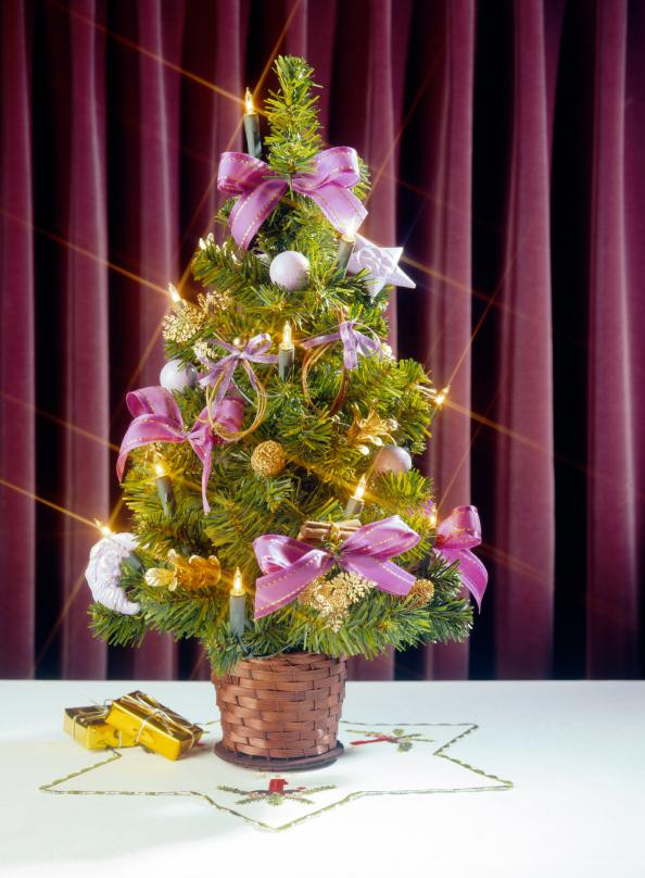 Small Decorated Christmas Trees Fresh Of Decorated Christmas Trees [slideshow] Of Charming 48 Models Small Decorated Christmas Trees