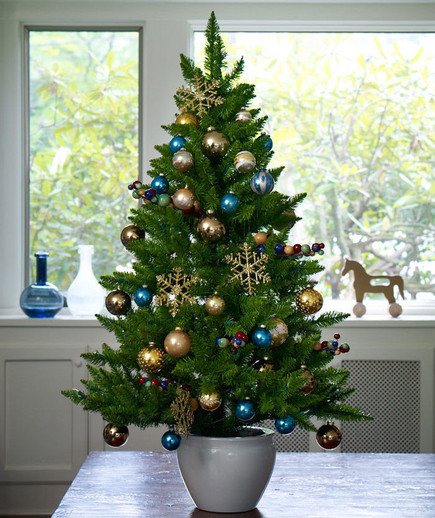 Small Decorated Christmas Trees Fresh sophisticated Christmas Mini Tree S and Of Charming 48 Models Small Decorated Christmas Trees