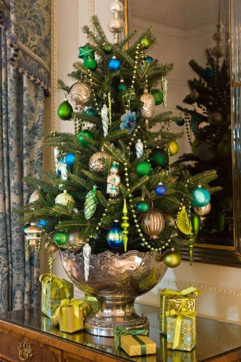 Small Decorated Christmas Trees Luxury 52 Small Christmas Tree Decor Ideas Of Charming 48 Models Small Decorated Christmas Trees