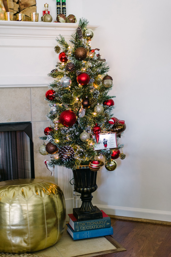 Small Decorated Christmas Trees Luxury Small Christmas Tree Decorations – Happy Holidays Of Charming 48 Models Small Decorated Christmas Trees