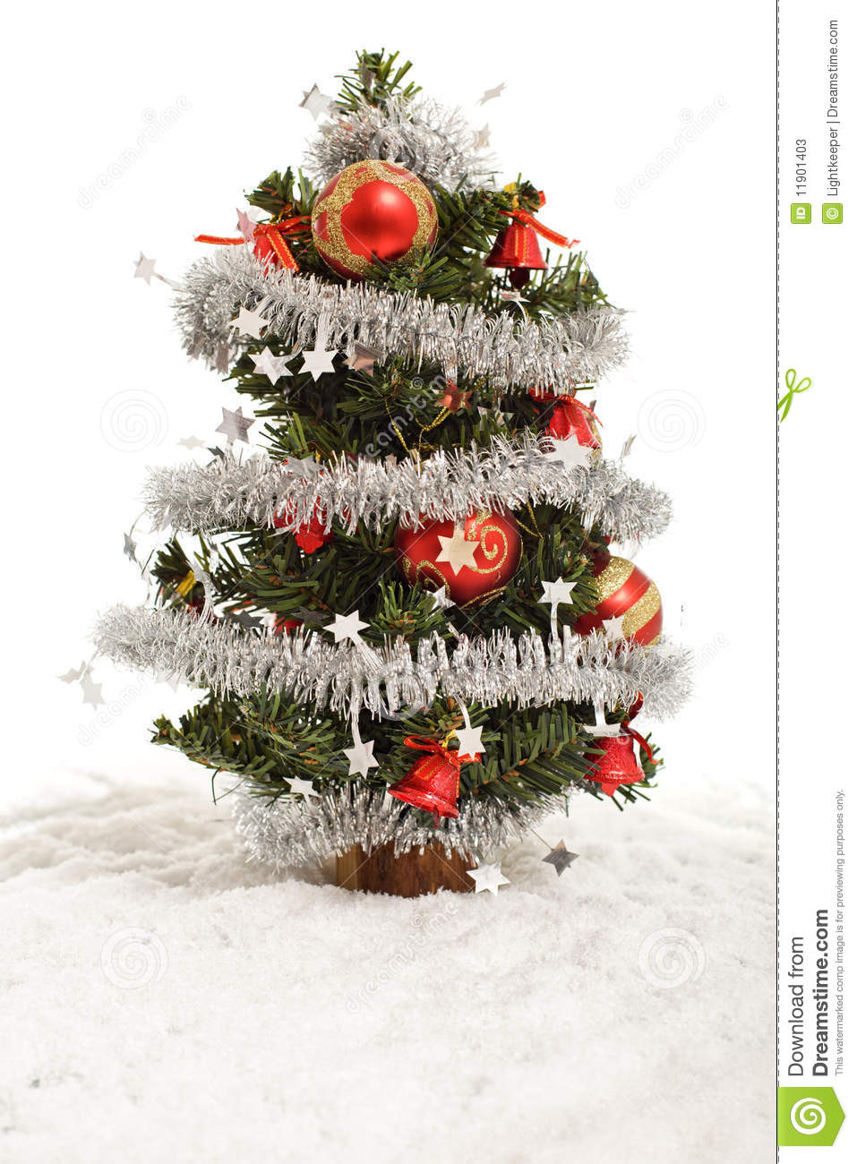 Small Decorated Christmas Trees Luxury Small Decorative Christmas Tree In Artificial Snow Stock Of Charming 48 Models Small Decorated Christmas Trees