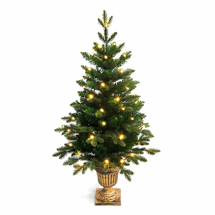 Small Decorated Christmas Trees New Decoration Ideas Affordable Christmas Trees for Small Of Charming 48 Models Small Decorated Christmas Trees