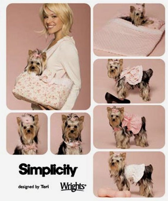 Small Dog Clothes Patterns Elegant Teacup Dog Sewing Pattern Small Dogs Bed Collar Carrier tote Of Contemporary 43 Ideas Small Dog Clothes Patterns