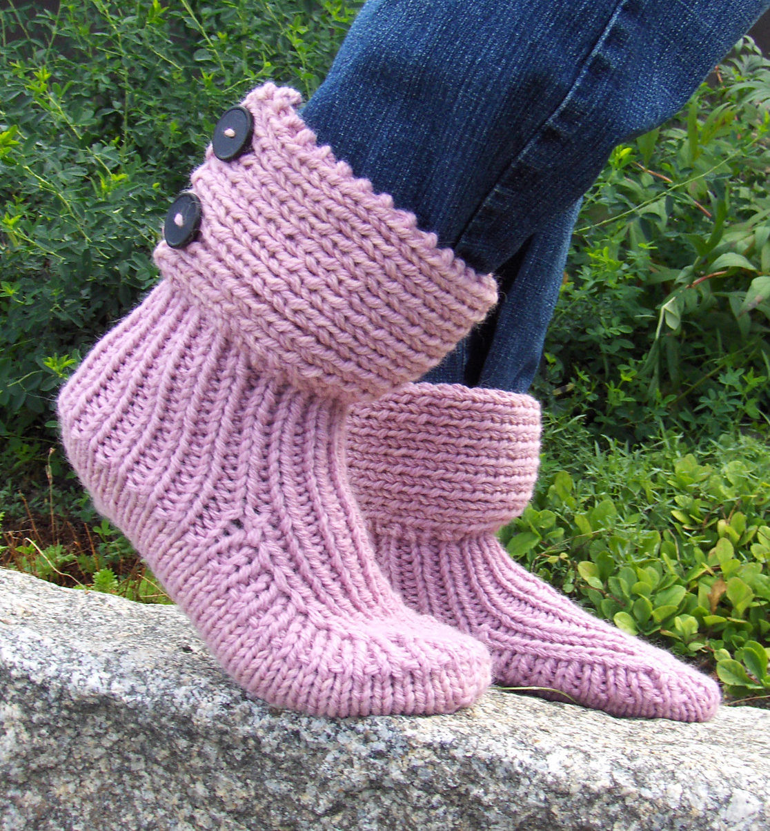 Sock Knitting Pattern Best Of Slipper socks and Boots Knitting Patterns Of Unique 41 Photos sock Knitting Pattern