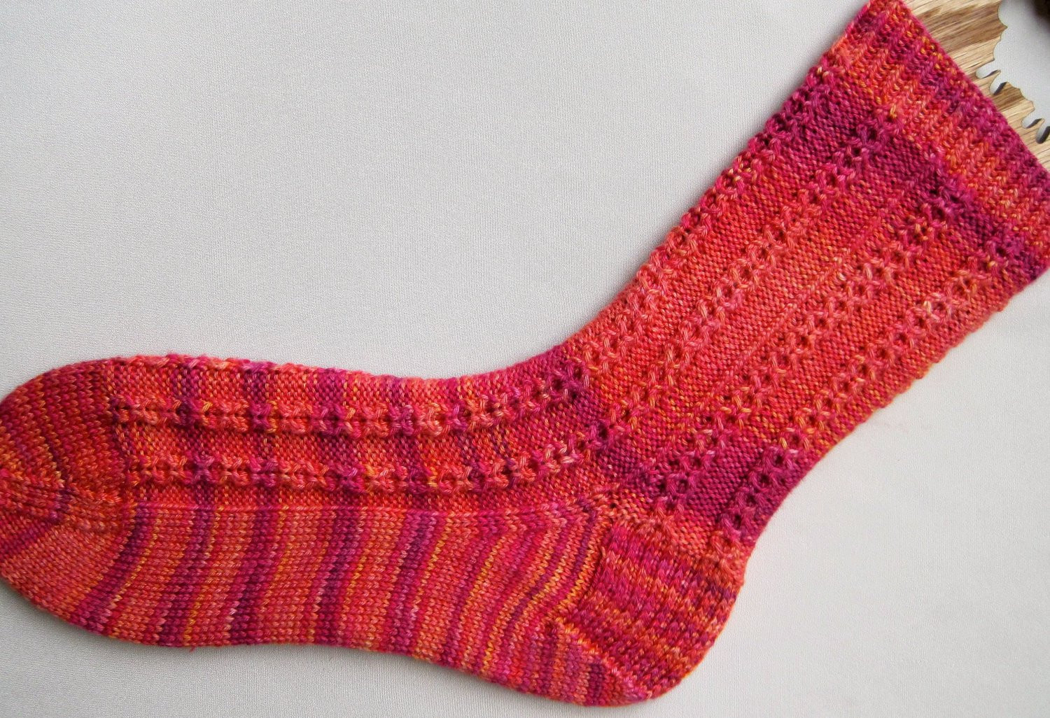 Sock Knitting Pattern Elegant Knit sock Pattern Honey B Ribbed sock by Of Unique 41 Photos sock Knitting Pattern