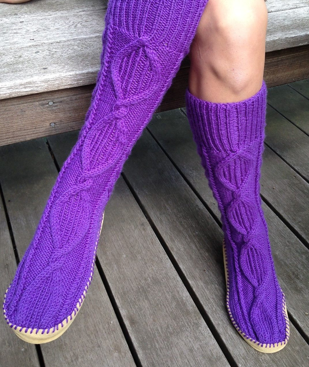 Sock Knitting Pattern Elegant Slipper socks and Boots Knitting Patterns Of Unique 41 Photos sock Knitting Pattern