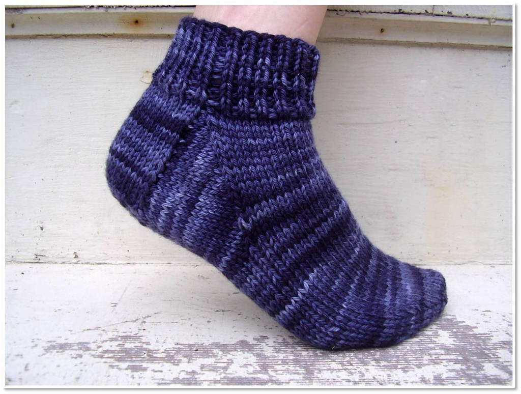 easy peasy socks free knitting pattern