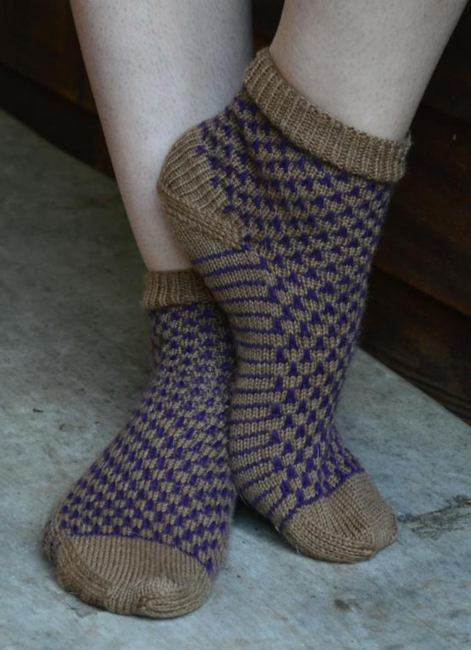 Sock Knitting Pattern Luxury Free Cuff Down sock Knitting Patterns Using the Magic Loop Of Unique 41 Photos sock Knitting Pattern