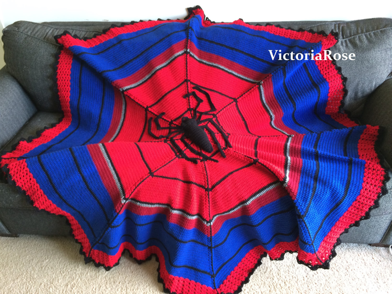 Spiderman Crochet Blanket Awesome Crochet Spiderman Blanket Pattern Ly Of Wonderful 42 Pictures Spiderman Crochet Blanket