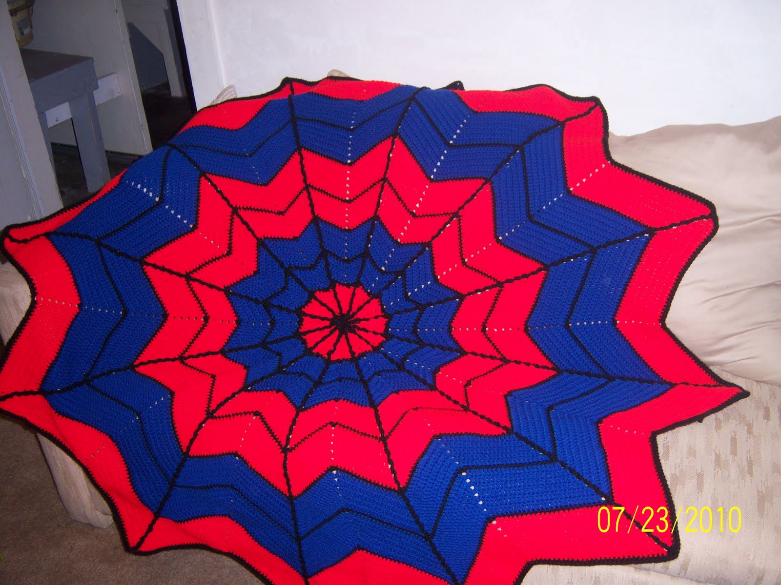 Sharon s Eclectic Retreat Monday s Link to Free Crochet