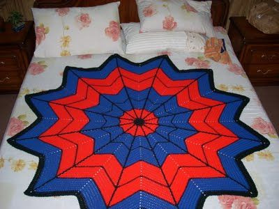 Spiderman Crochet Blanket Lovely Spiderman Afghan Crochet Pattern This Would Make An Of Wonderful 42 Pictures Spiderman Crochet Blanket