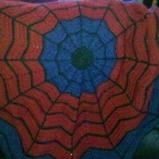 Spiderman Crochet Blanket Unique Corn On the Monkey A Look Back at some Crafts Of Wonderful 42 Pictures Spiderman Crochet Blanket