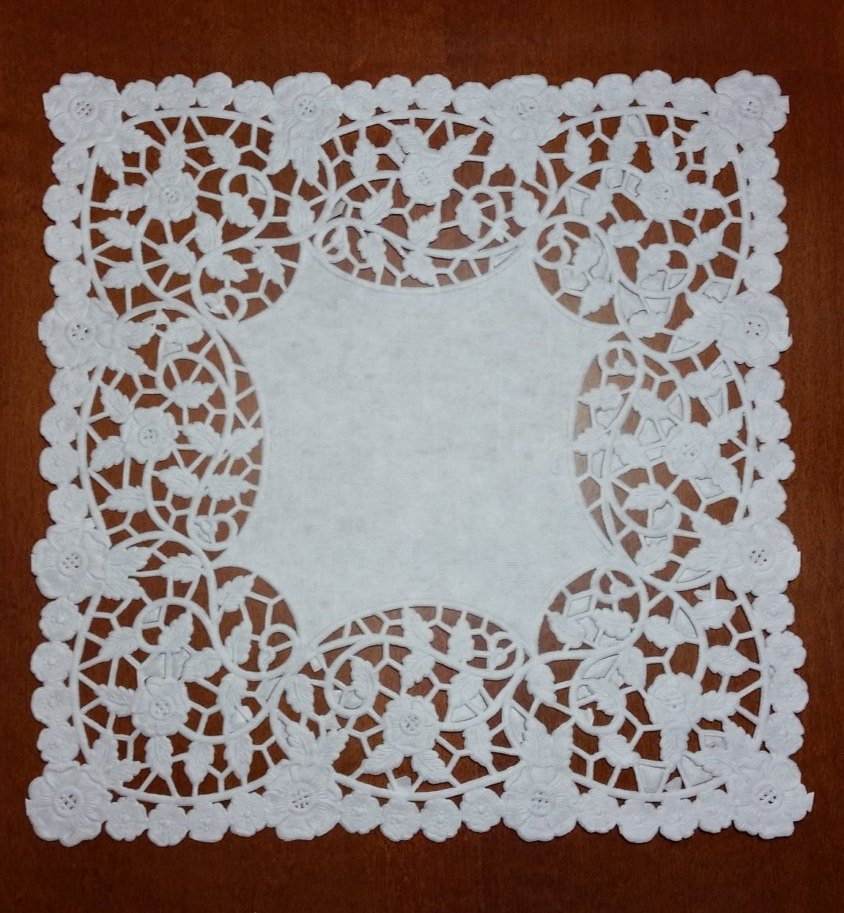 Square Doilies Fresh 8 Square Paper Doilies 10 or 25 Pieces Of Lovely 50 Pictures Square Doilies
