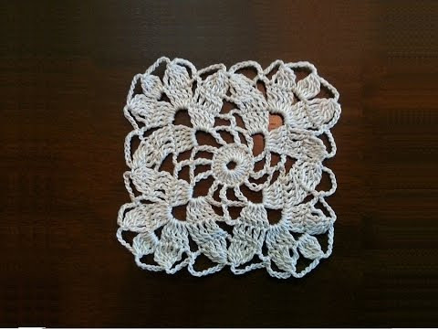 Square Doilies Inspirational Crochet Square Motif Leaves Mini Doily Pattern Of Lovely 50 Pictures Square Doilies
