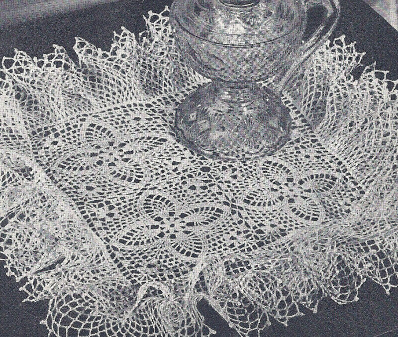 Square Doilies Lovely Vintage Crochet Pattern Pineapple Doily Ruffled Square Of Lovely 50 Pictures Square Doilies